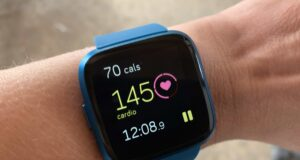 Fitbit heart rate detection