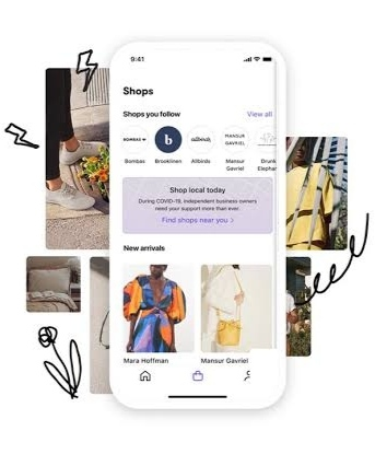 Shop - The New App From Shopify