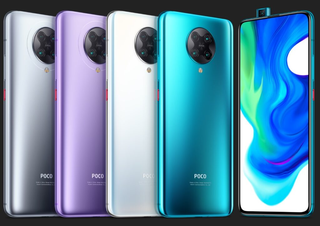 POCO F2 Pro Global Launch Poster