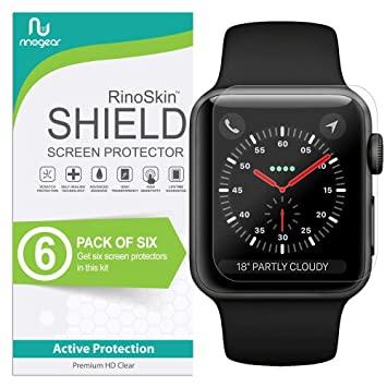RinoGear RinoSkin Shield - best apple watch screen protector