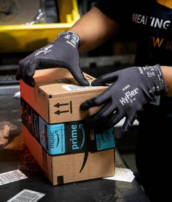AMAZON ACCEPTING ALL ORDERS