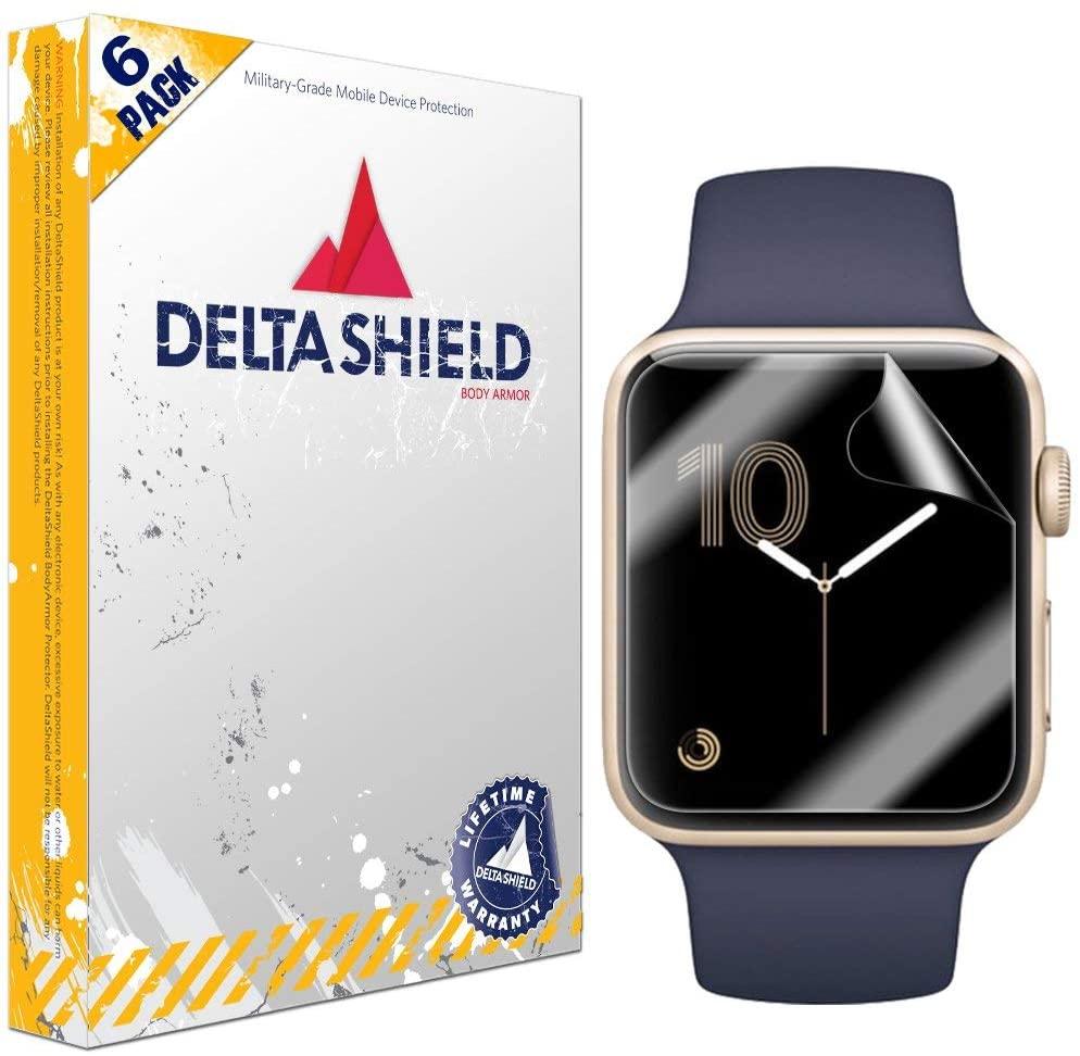 deltashield - best apple watch screen protector