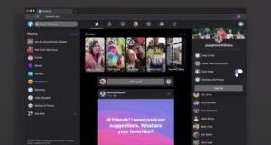 Facebook's New Redesigned Desktop Site With Dark Mode is Live Worldwide
