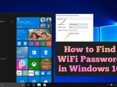 How to Find WiFi Password on PC With Windows 10
