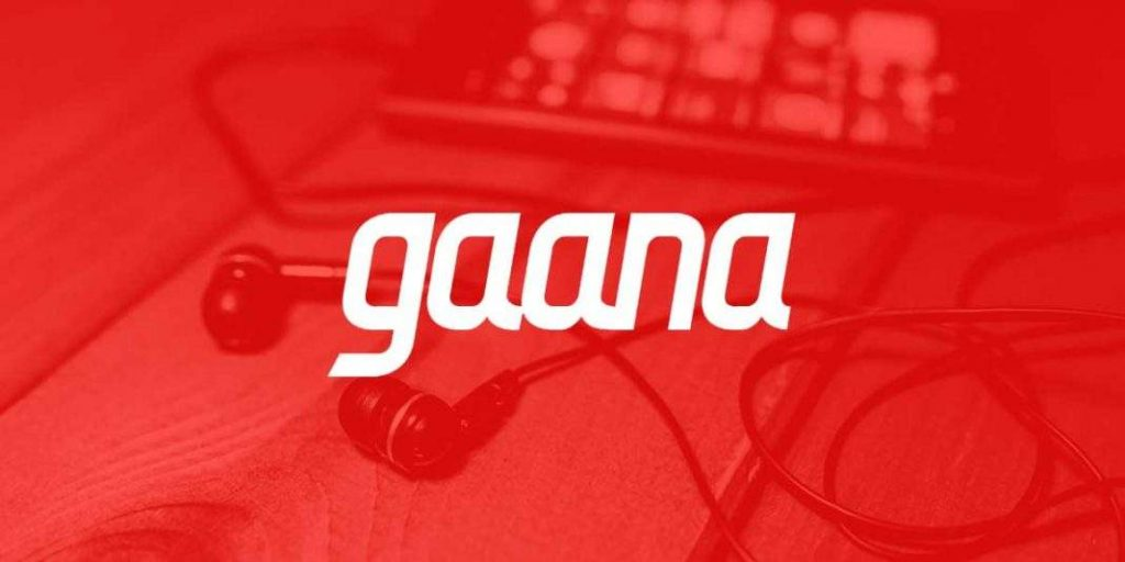 gaana - best live tv app for amazon fire stick