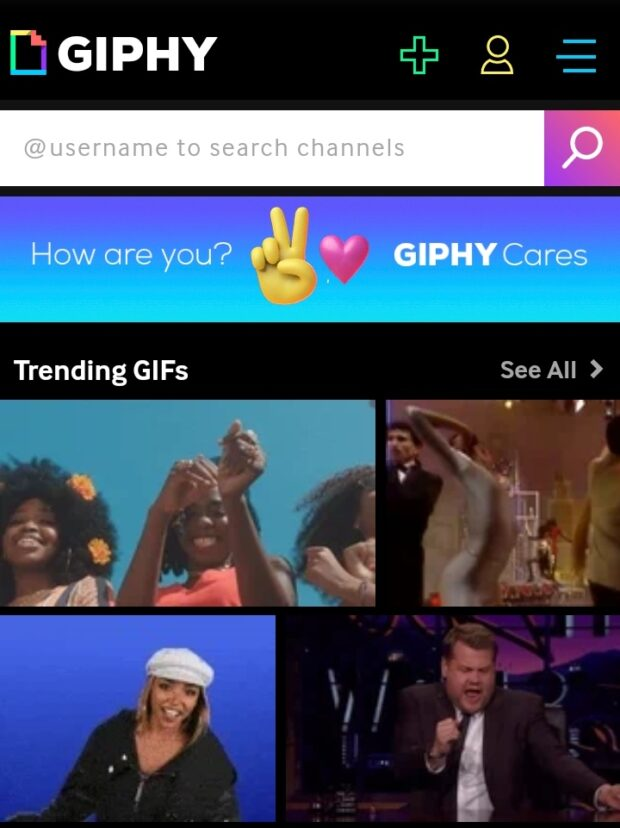 Facebook Buys Giphy, the Popular Search Engine for Viral, Animated Images