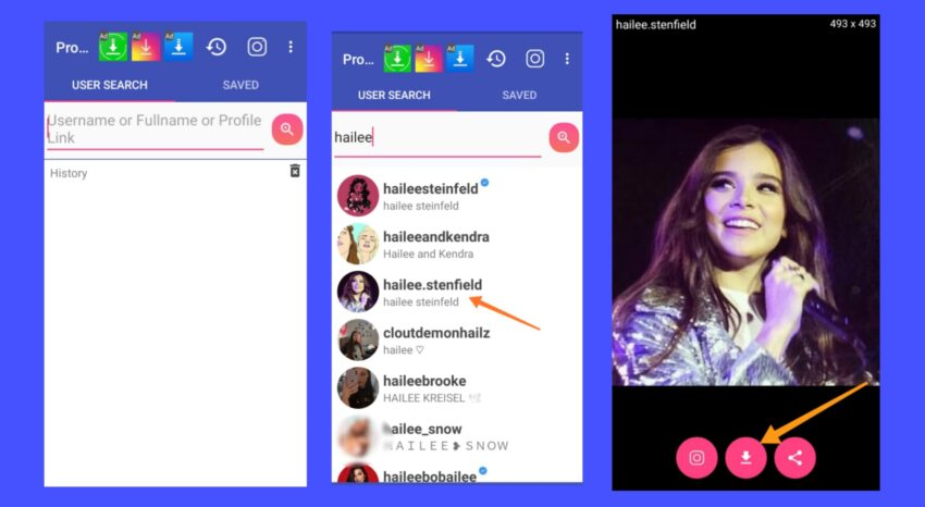 How to Download Instagram Profile Picture of Any Account