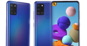 Samsung Galaxy A21s Launched With 5G, 5,000mAh Battery, Quad-Cameras