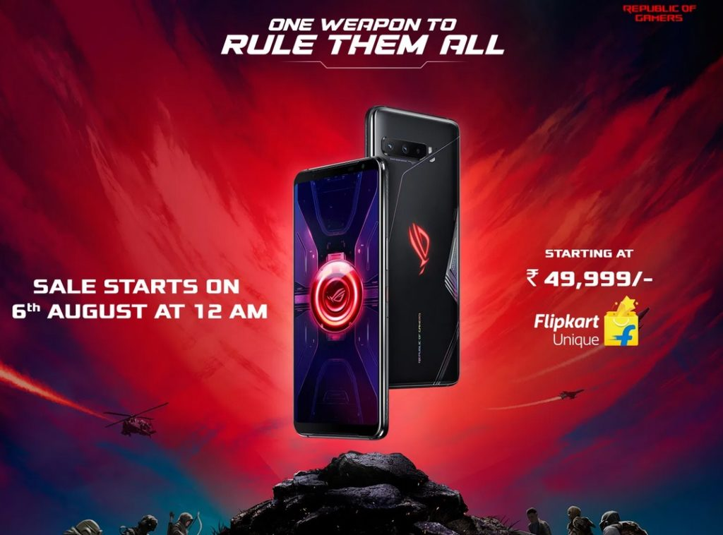 Asus ROG Phone 3 Sale Details