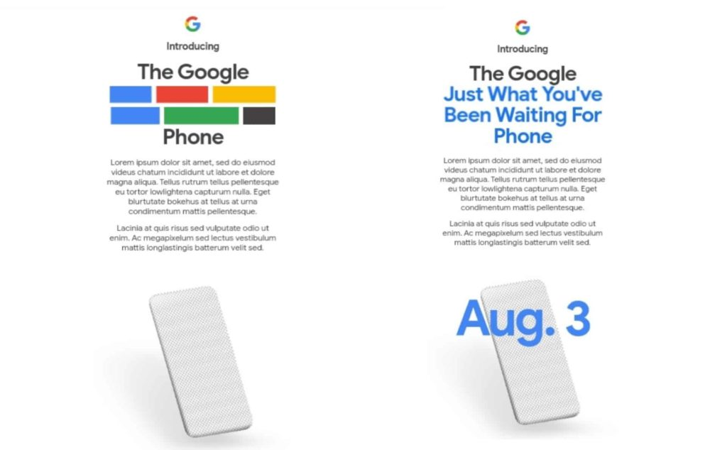 Google to Announce Its New Budget Phone, Pixel 4a on August 3