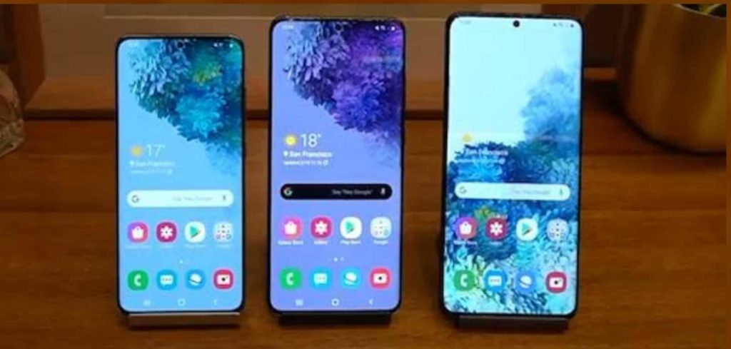 Samsung to Use S20 Series as Official ID in Germany