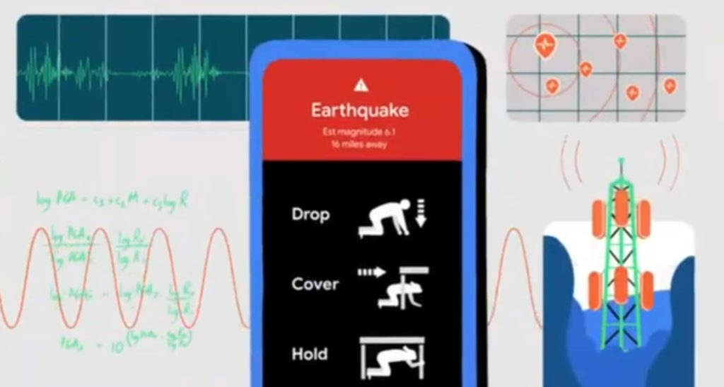Track Earthquake With Android