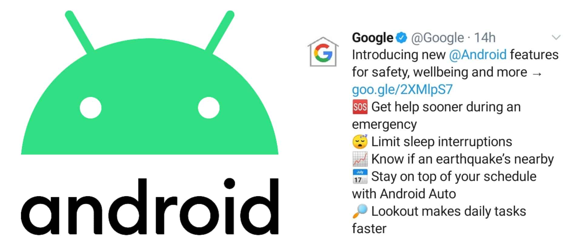 Google Introduces 5 New Android Features For Safety and Wellbeing