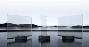 Mi TV Lux Transparent Edition Image