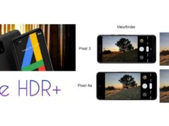 Google Explains How The Live HDR+ and Dual Exposure Controls on Pixel 4 and 4a Work