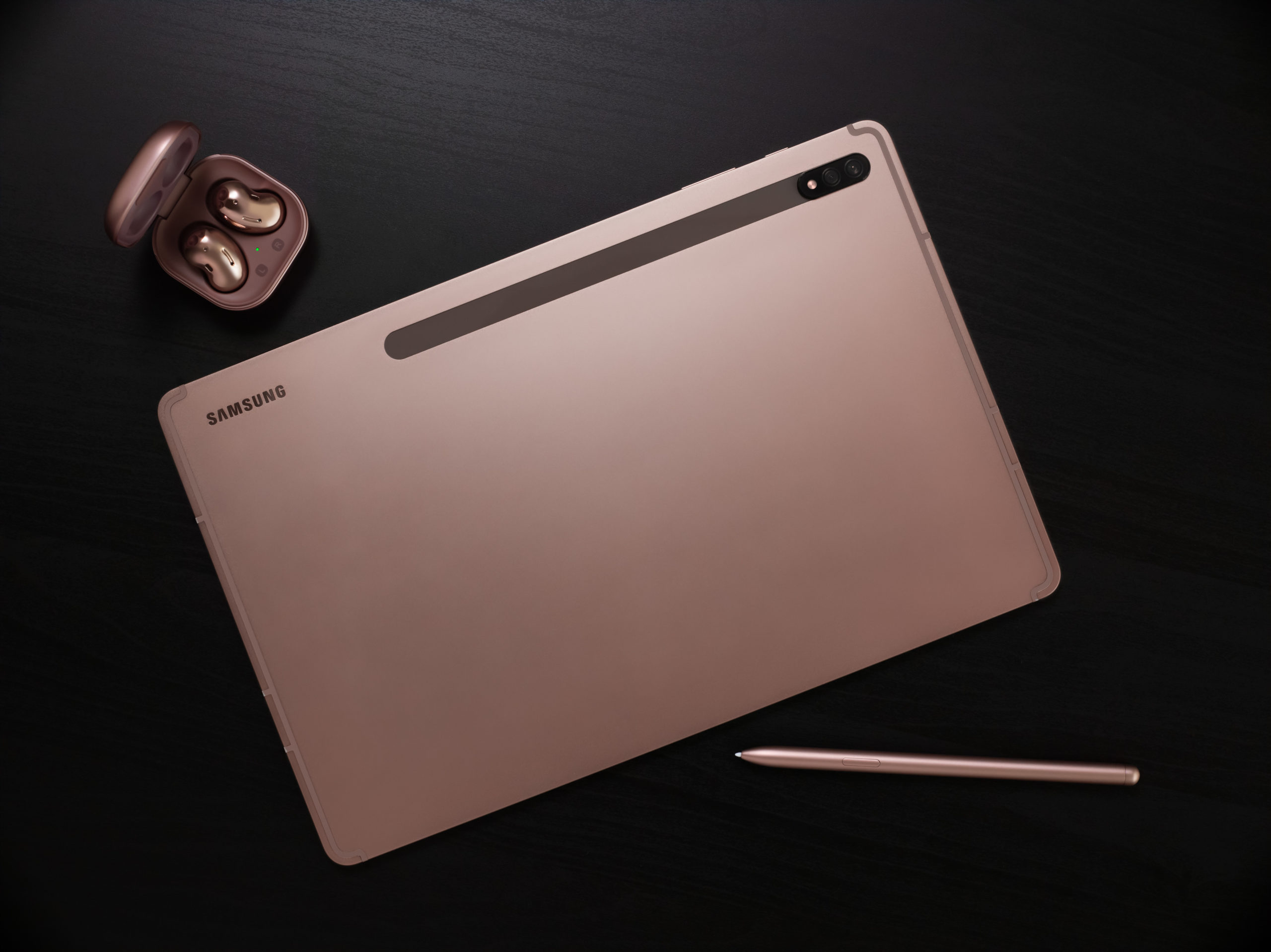 Galaxy Tab S7 and S Pen