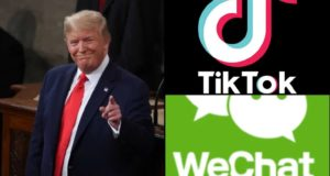 Trump tikTok ban order signed