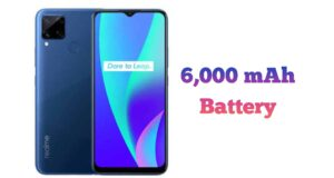Realme Launches Two New C12 and C15 Budget Smartphones in India