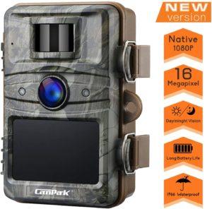 Best Trail Cameras Campark Trail