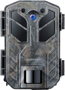 Best Trail Cameras Apeman H55