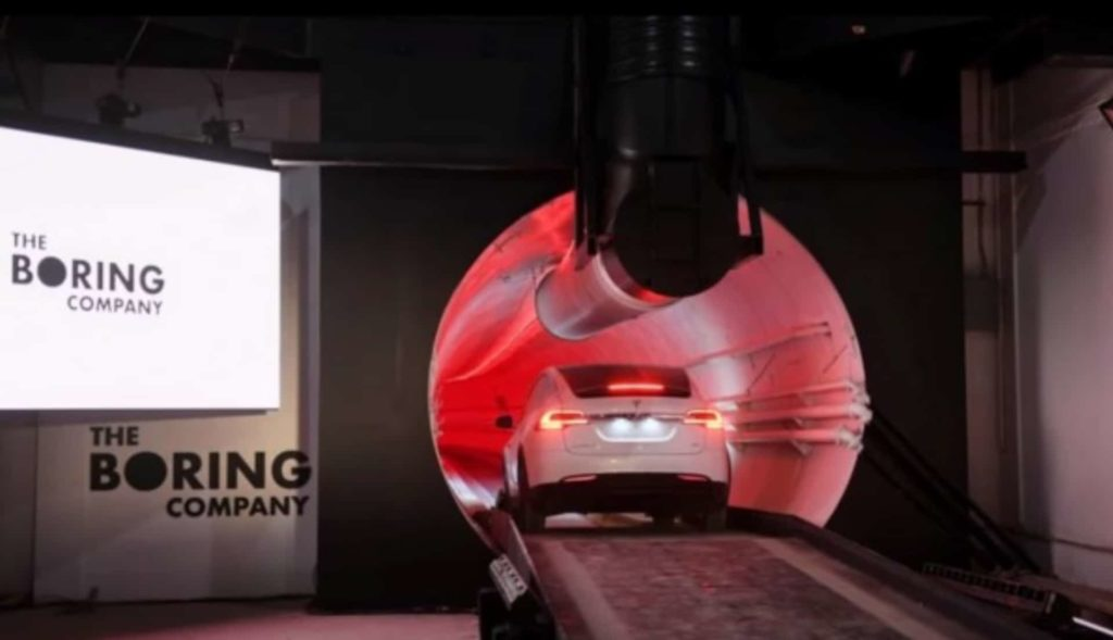 Elon Musk's Boring Company To Build Loops in Austin And Texas