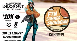 Official Banner for the FTW Summer Showdown by Nerd Street Games