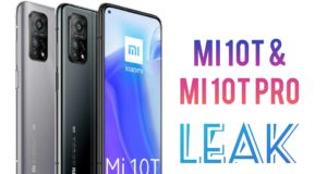 Xiaomi Mi 10T, 10T Pro 5G Full Specs Leak With More Design Renders