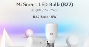 Xiaomi Launches Mi Smart LED Bulb (B22) at ₹799 in India With Voice Control