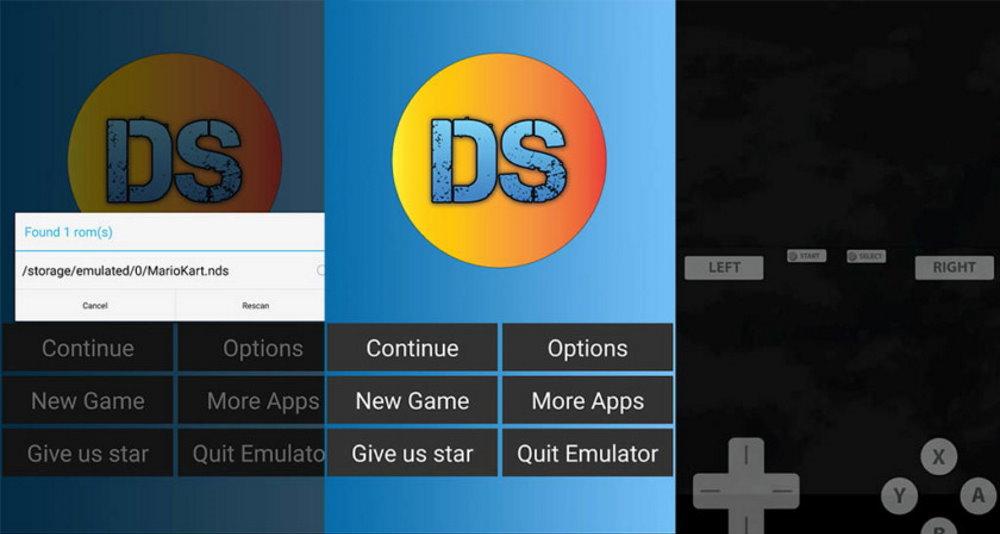 NDS Emulator - Nintendo DS emulators for Android