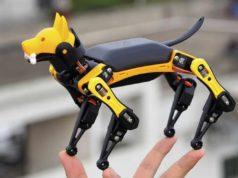 Meet Petoi Bittle Palm-Sized Robot Dog: The Future of Robotic Pets