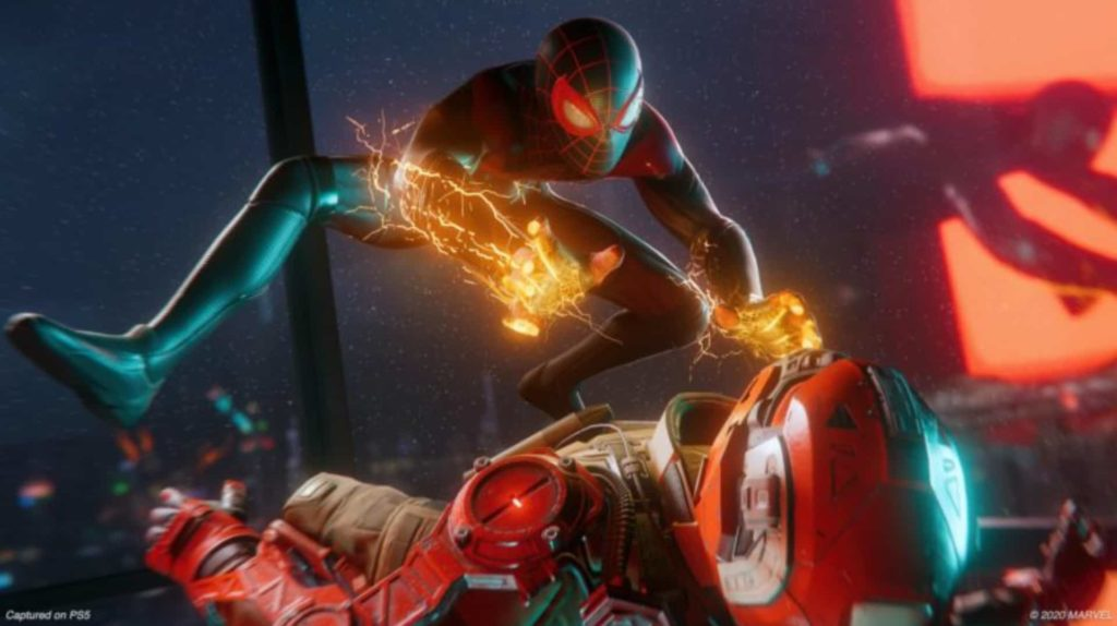 PS4 Owners Will Not Get Free Upgrade to PS5's Remastered Spider-Man