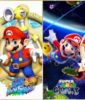 Super Mario 3D All Stars bundle