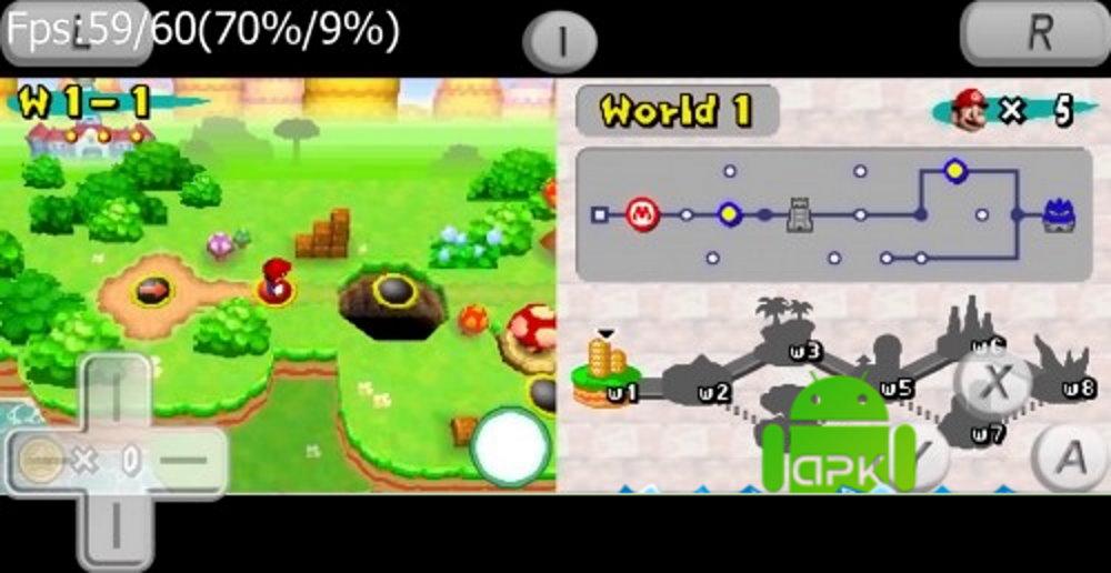Super NDS Emulator