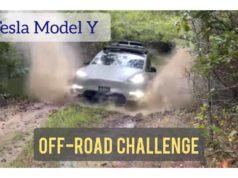 Tesla Model Y Takes On The Ultimate Off-Road Challenge Effortlessly