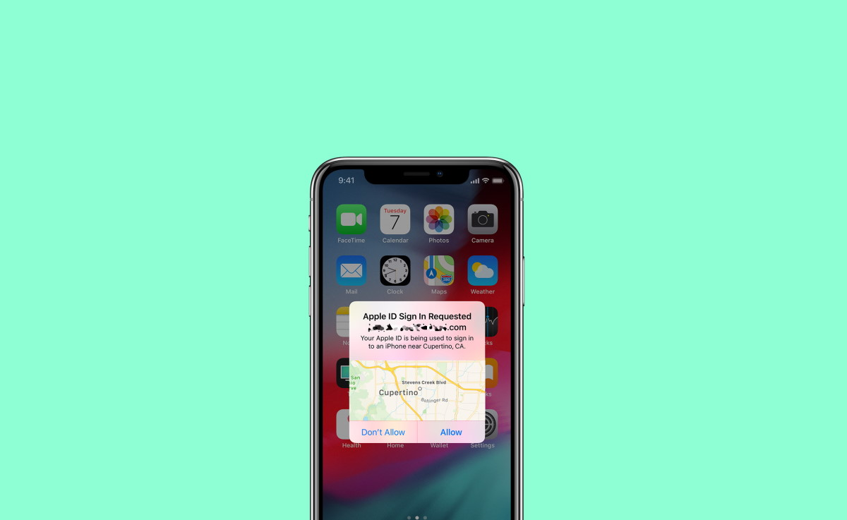 How to turn off two-factor authentication on iPhone