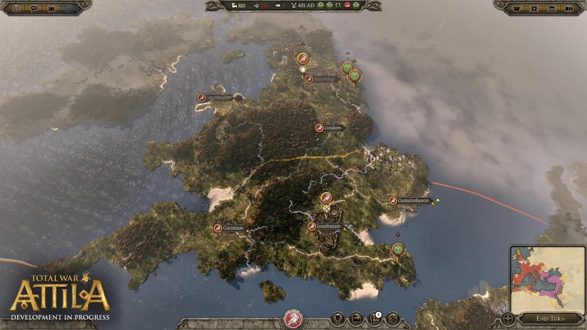 Attila - Best Total War Games