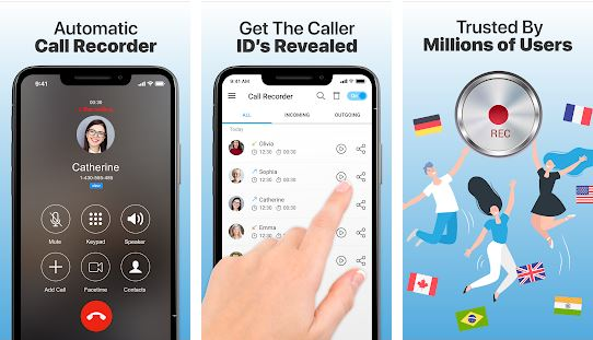 Call Recorder Automatic - Best Call Recorder Apps
