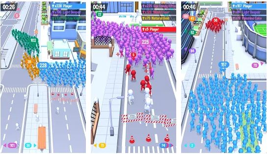 Crowd City - Best Offline Games on Android