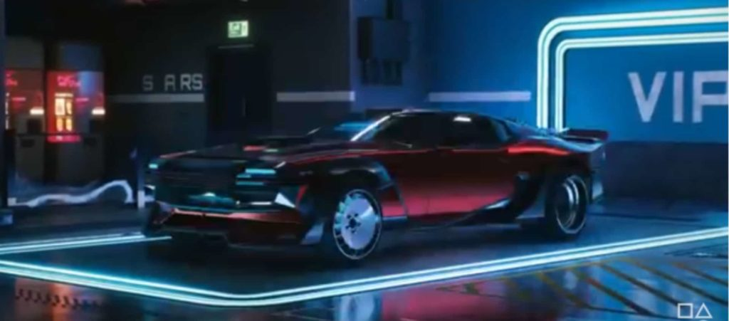 PlayStation Releases New Trailer of Cyberpunk 2077, Introduces Fleet of Future Cars