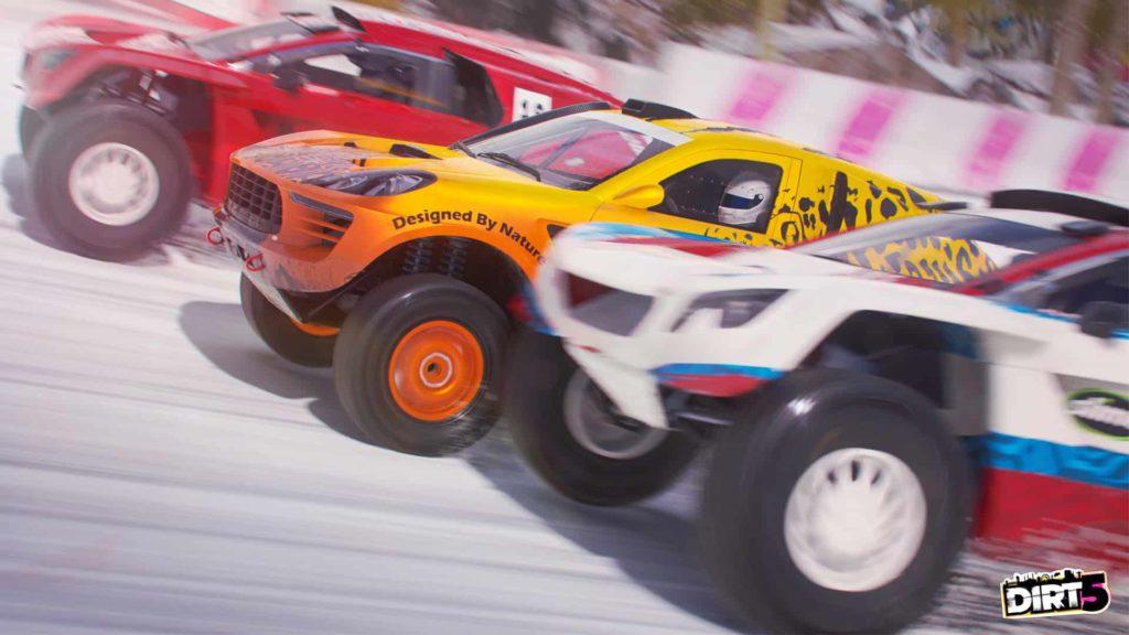 Dirt 5 Racing Game