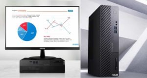 ASUS Launches Ultra-Compact PC ExpertCenter D500SA for Professionals