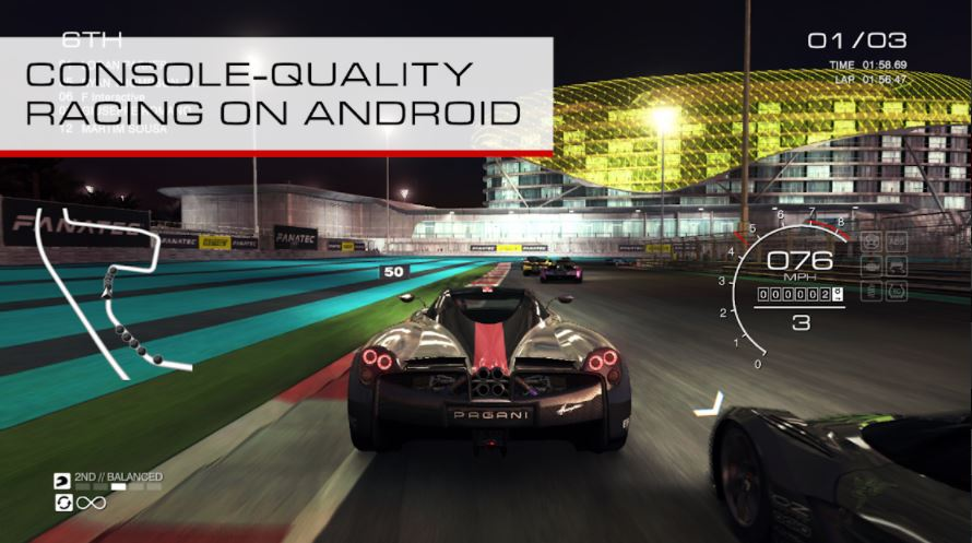 GRID Autosport - Best Offline Games on Android