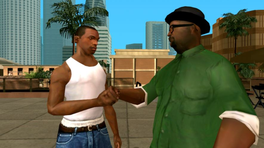 GTA San Andreas - Best Offline Games on Android
