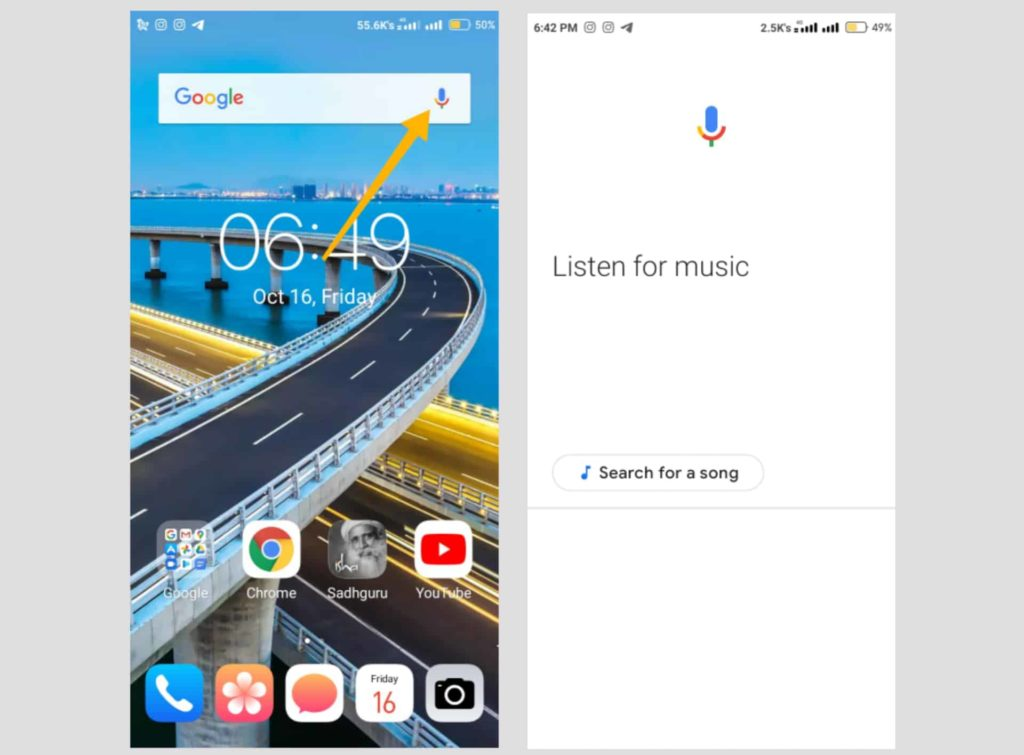 Google Now Lets You Search for a Song by Humming, Singing and Whistling