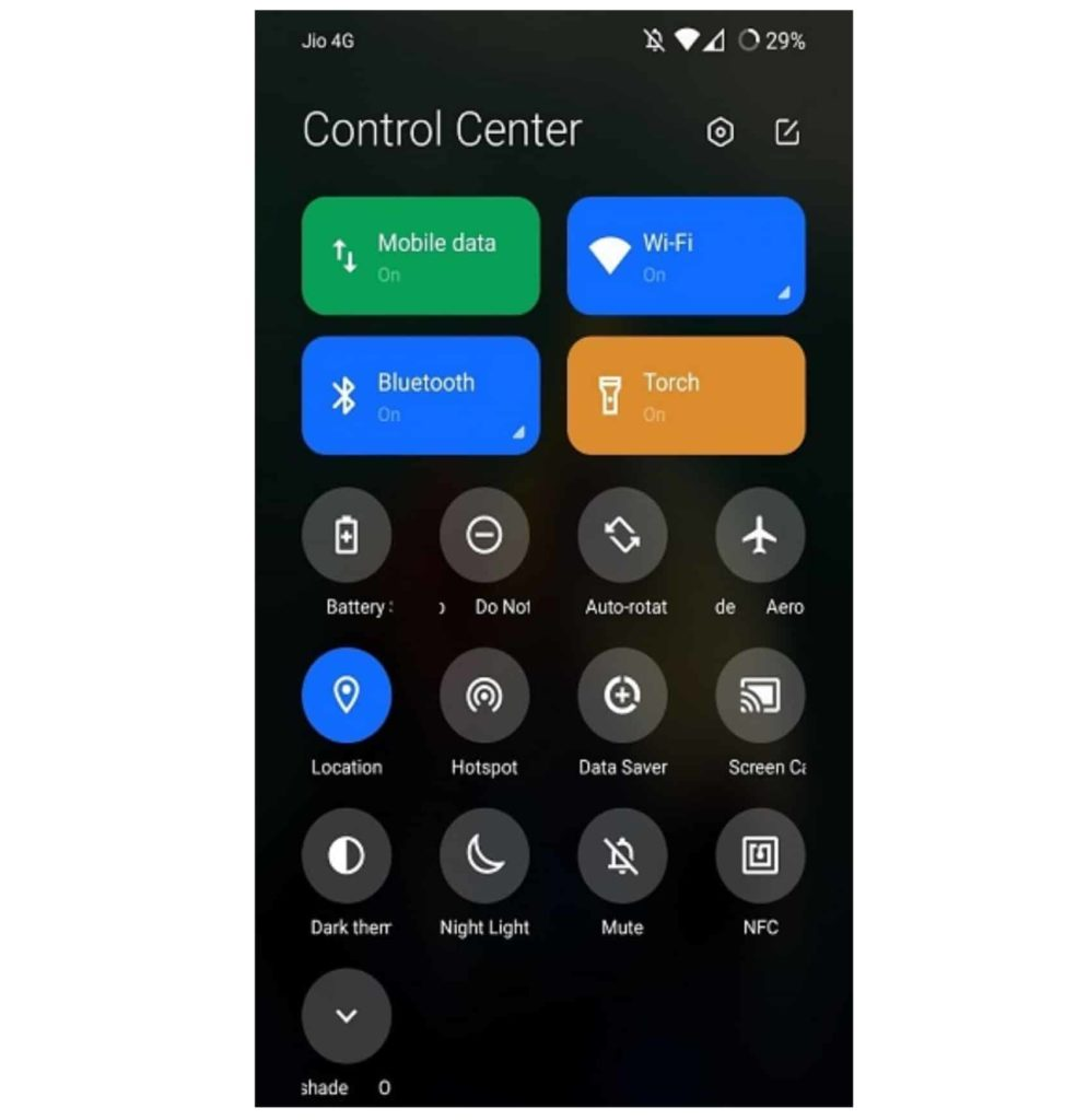 Xiaomi Fixes MIUI 12 Control Center Landscape Mode Issue in Latest Update