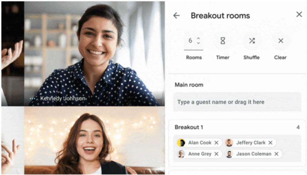 Google Launches Breakout Rooms on Google Meet to Aid Distance Learning