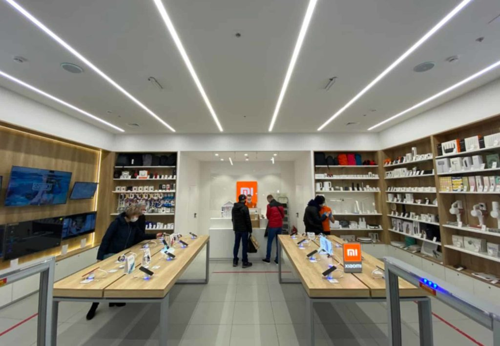 Xiaomi Reaches Arctic, Opens Its First Store in The Arctic Circle