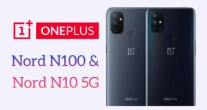 OnePlus Launches Nord N Series With OnePlus Nord N10 5G and Nord N100 Smartphones