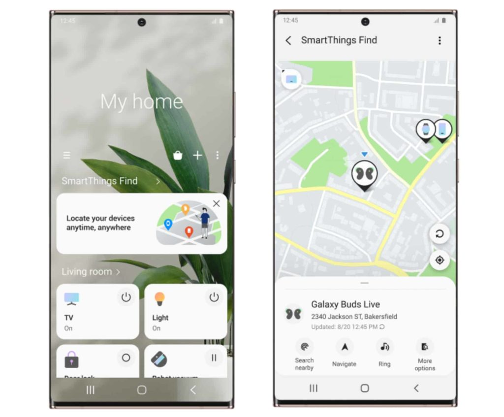 Samsung Launches SmartThings Find Service to Easily Locate Galaxy Devices