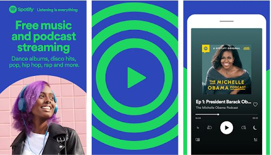 Spotify - Podcast Apps for Android